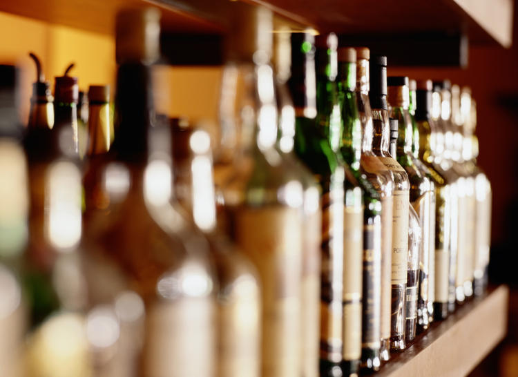 Effect of alcohol on blood glucose levels